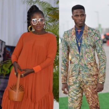 #BNSxLSS50 - Toyosi is the Belle of the Ball & Akin is the King of them All