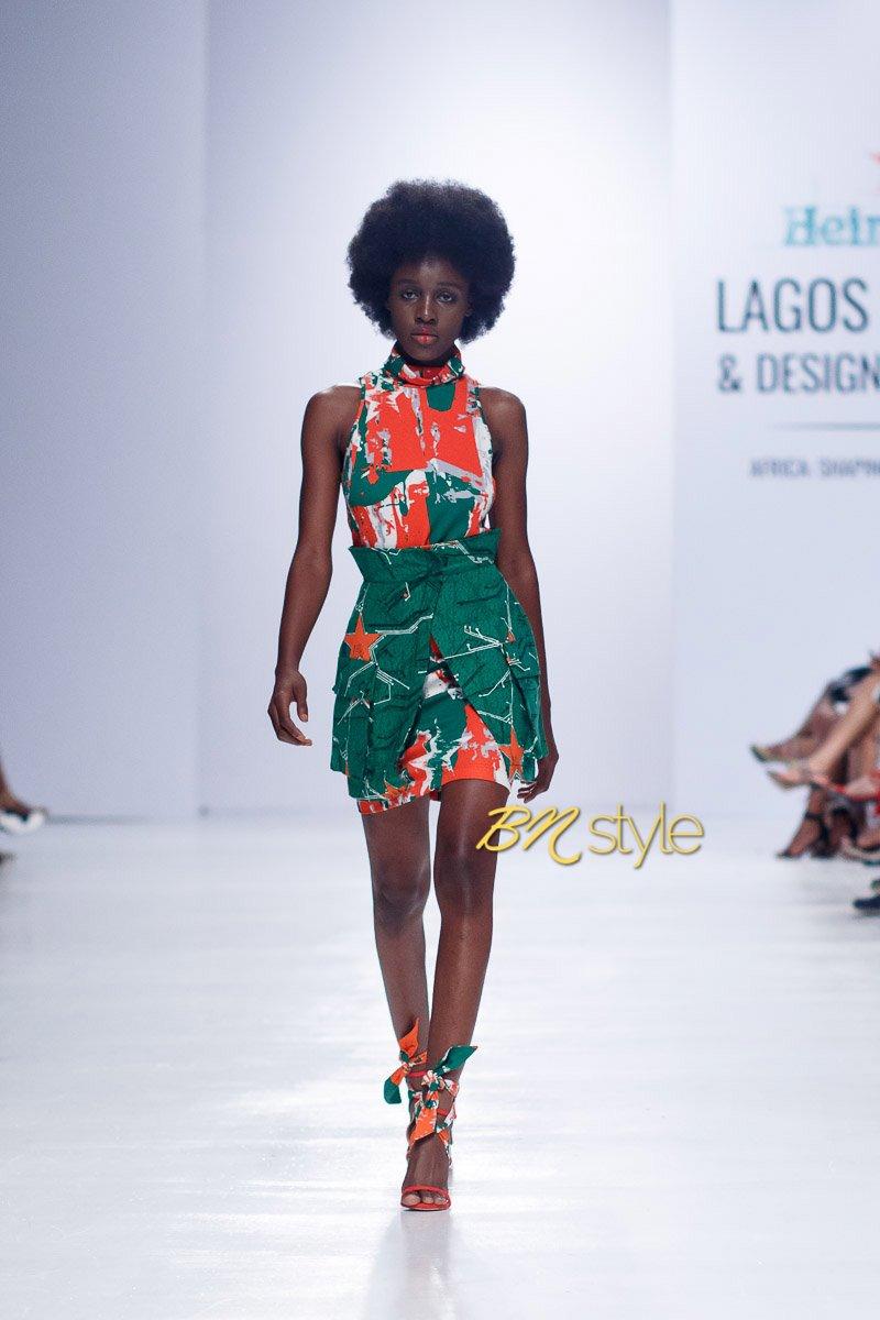 #LFDW17 | African Inspired Fashion by Heineken