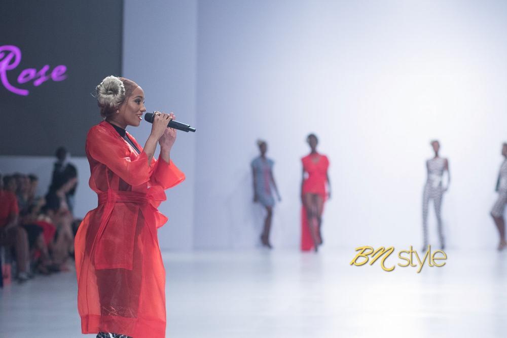 #LFDW17 | Sunny Rose