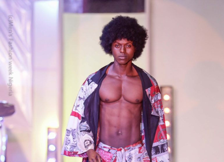 Men's Fashion Week Nigeria 2017 - 1407 Style