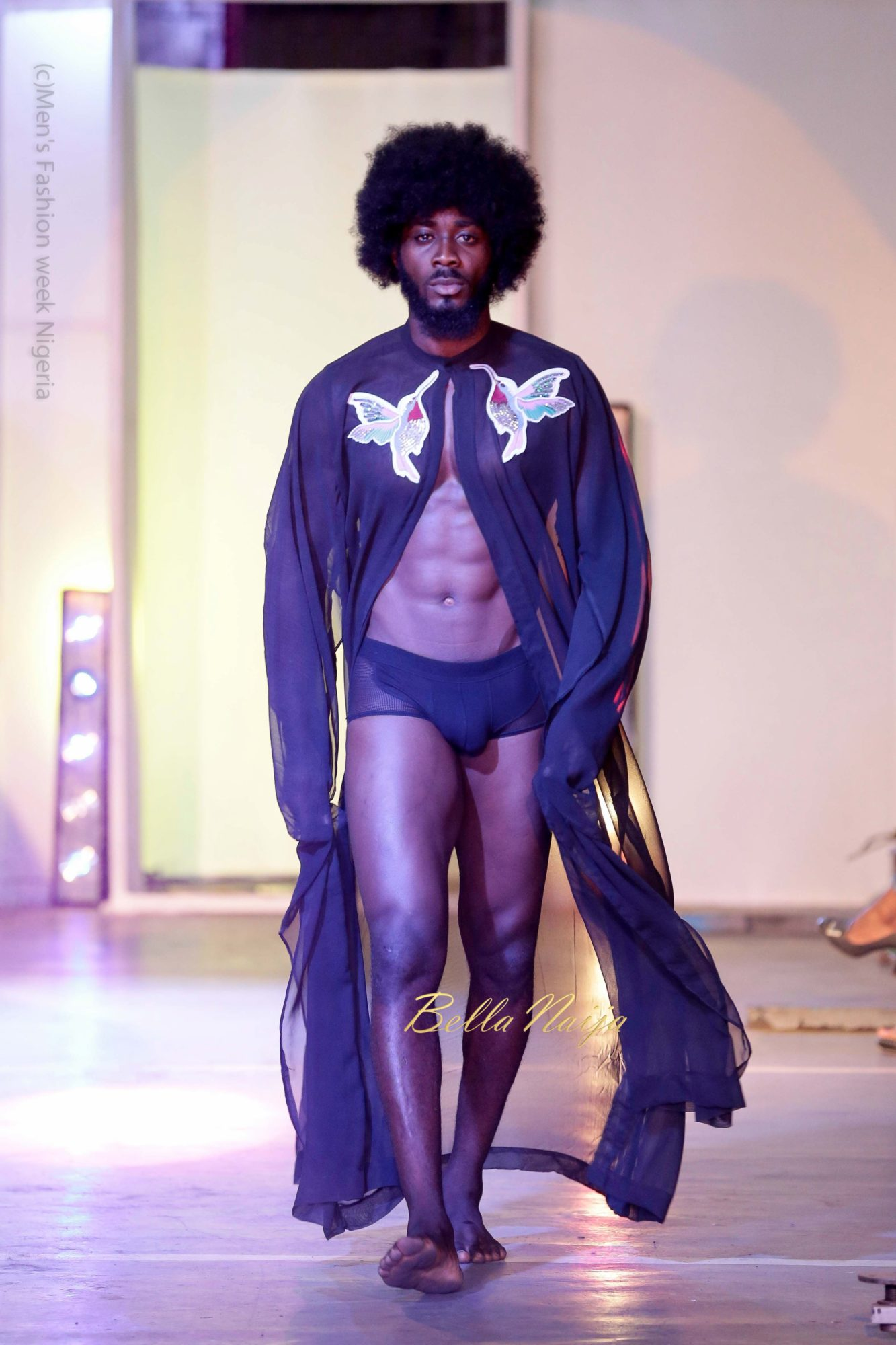 Men's Fashion Week Nigeria 2017 – 1407 Style