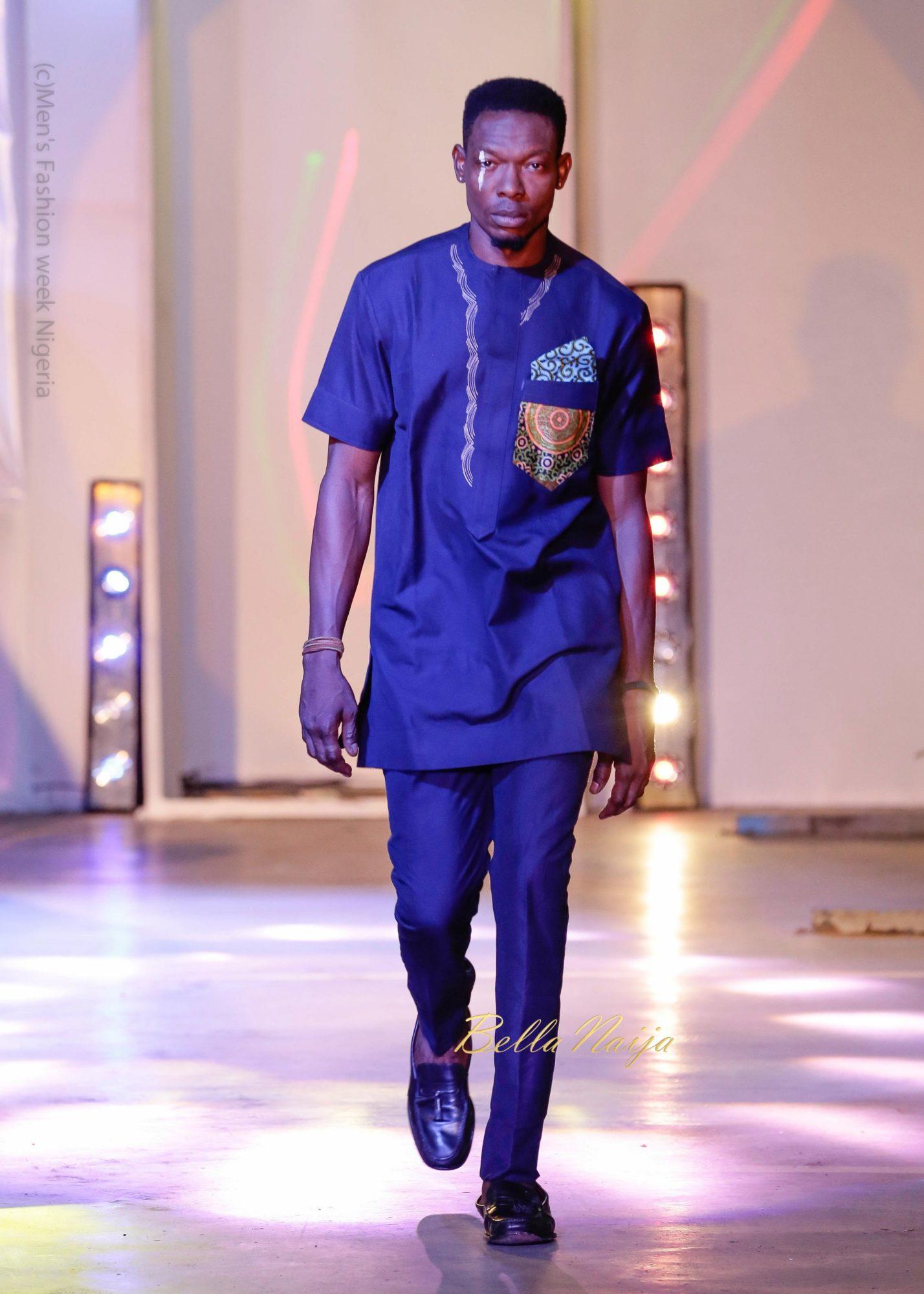 Men's Fashion Week Nigeria 2017 – 2107