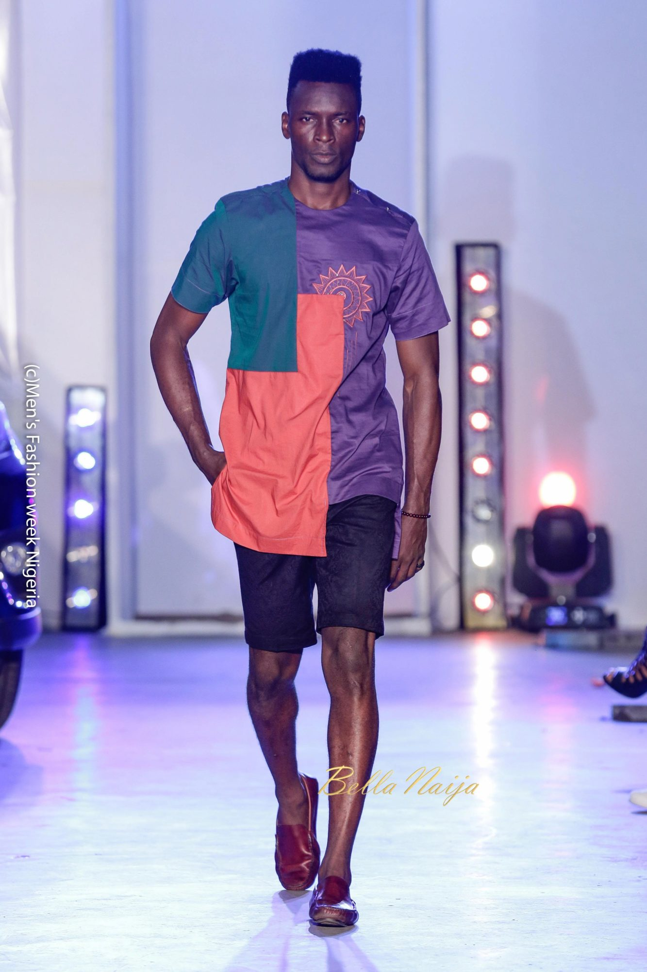 Men's Fashion Week Nigeria 2017 – Dudu Blaq