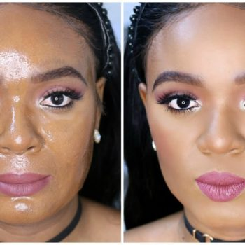 Prevent Oil Buildup on Oily Skin - OmabelleTV