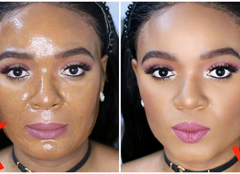 Prevent Oil Buildup on Oily Skin - OmabelleTV