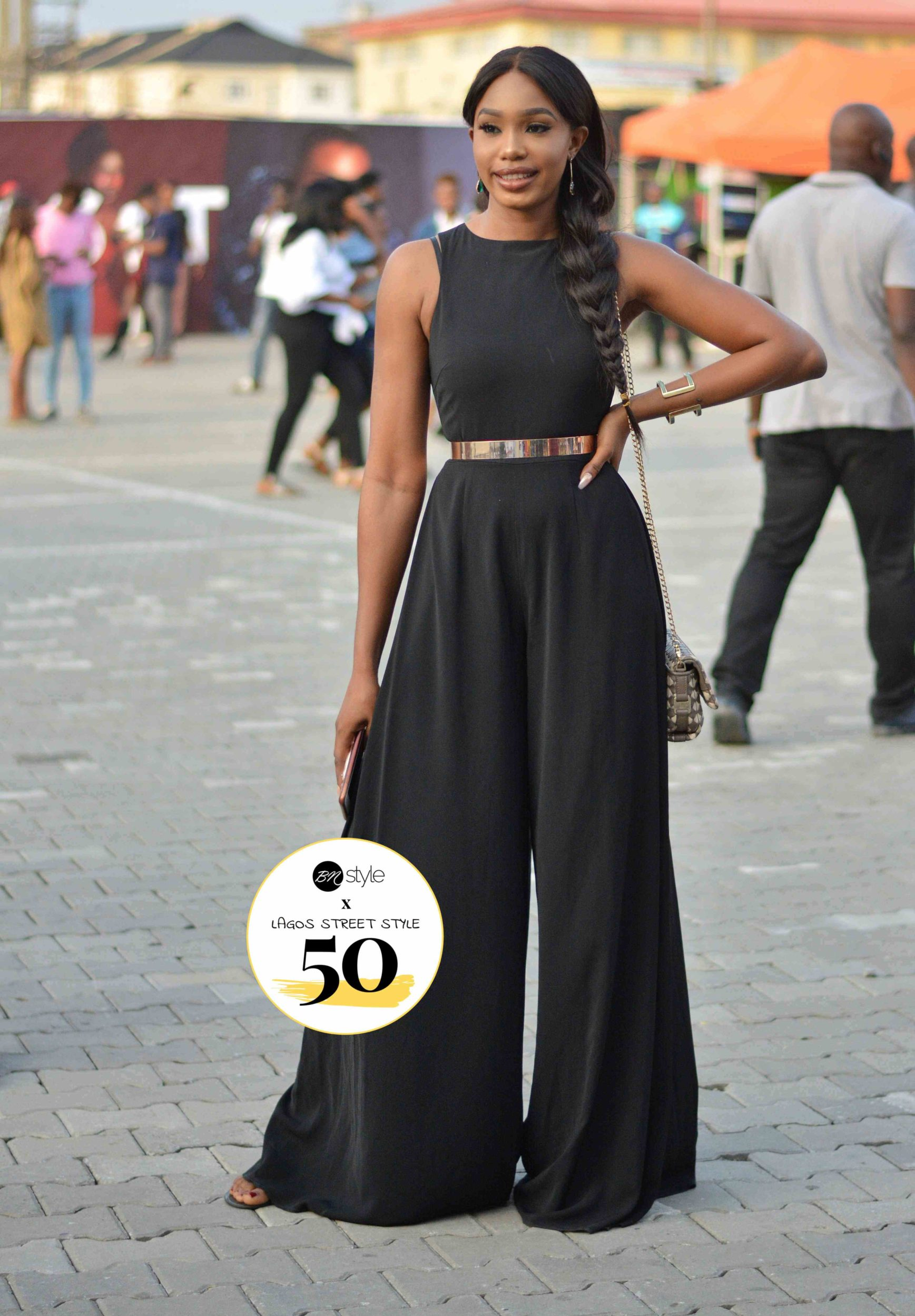 Bellanaija Style X Lagos Street Style 50 At Gtbankfashionweekend2017 Bnsxlss50 Day 2