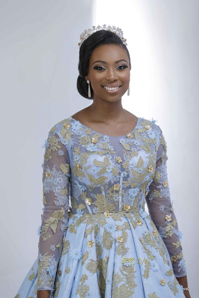 Full Length and Fabulous in Weddings by Mai Atafo