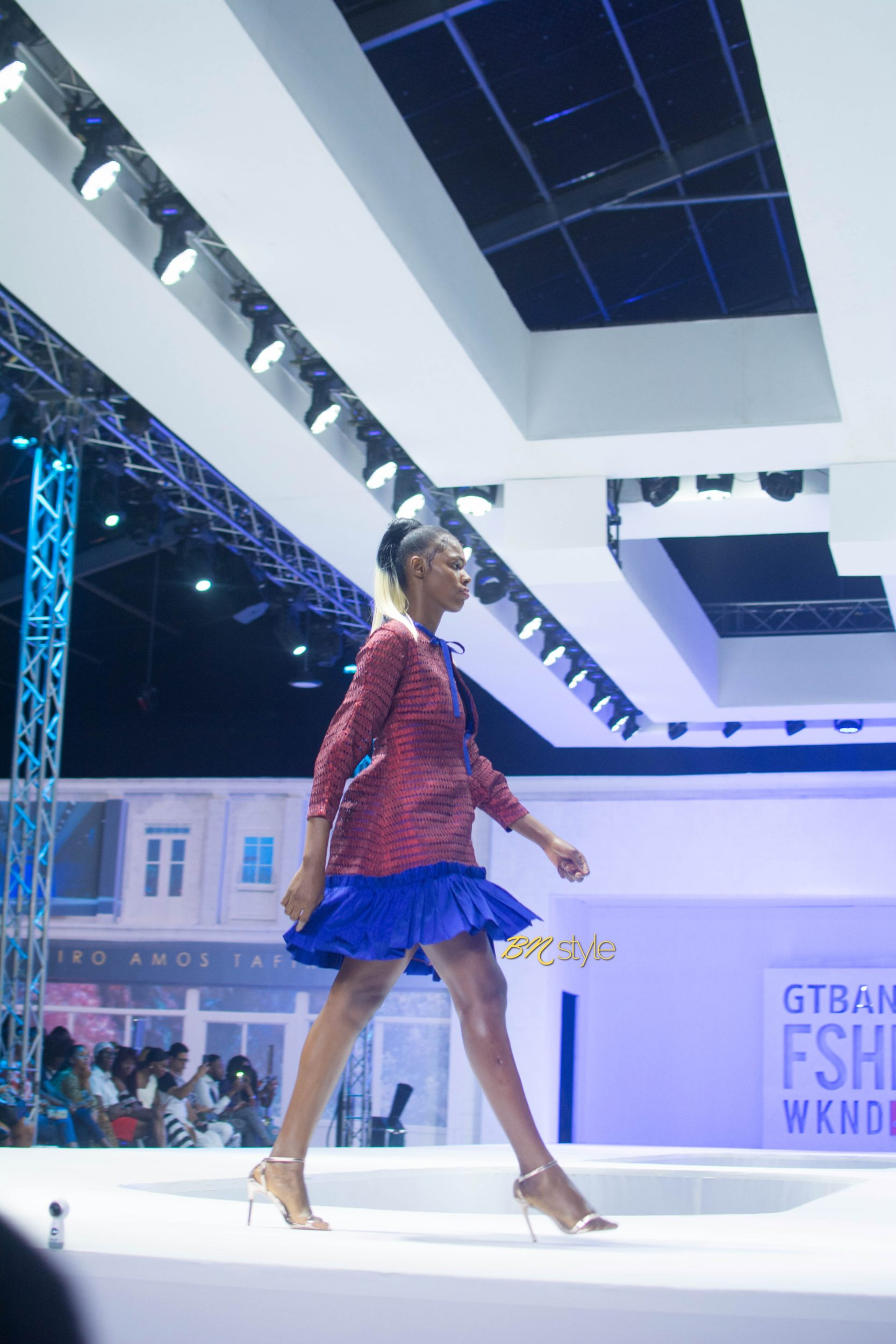 #GTBankFashionWeekend | Ejiro Amos Tafiri