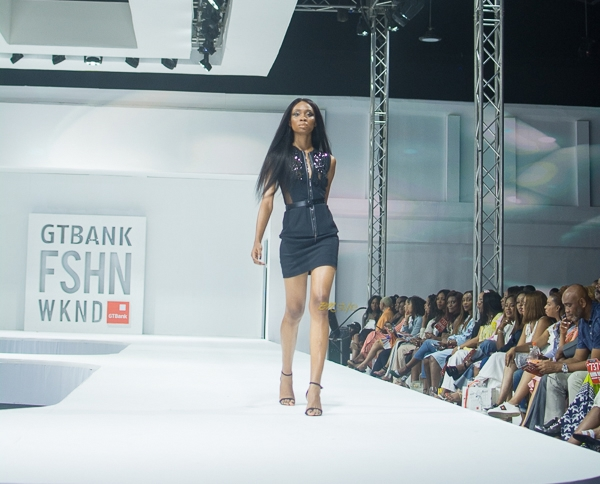 #GTBankFashionWeekend | Julien Macdonald
