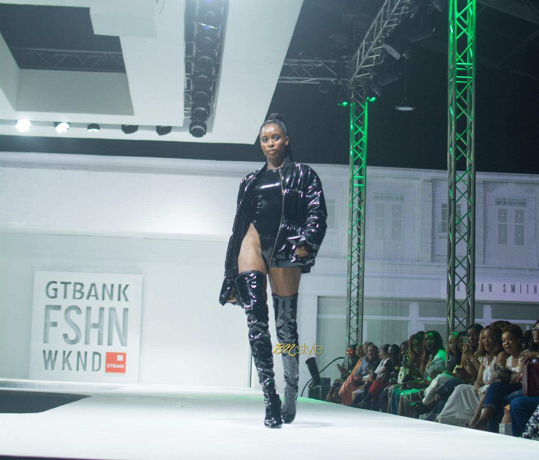 #GTBankFashionWeekend |  LaQuan Smith