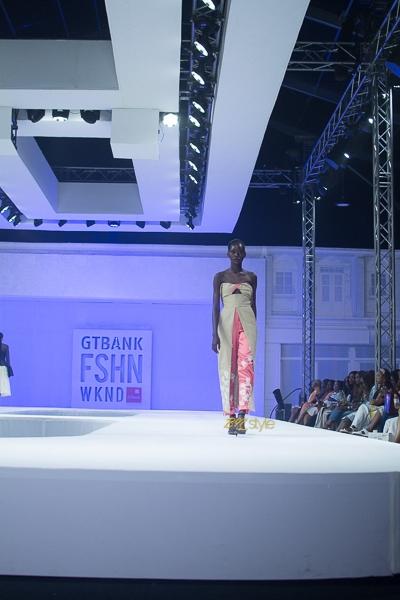 #GTBankFashionWeekend | Ladunni Lambo