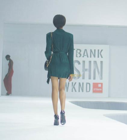 #GTBankFashionWeekend | Taibo Bacar