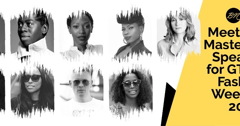 Meet the 9 Masterclass Speakers for GTBank Fashion Weekend 2017