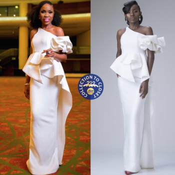 BN Collection to Closet: Lala Akindoju in Bibi Lawrence