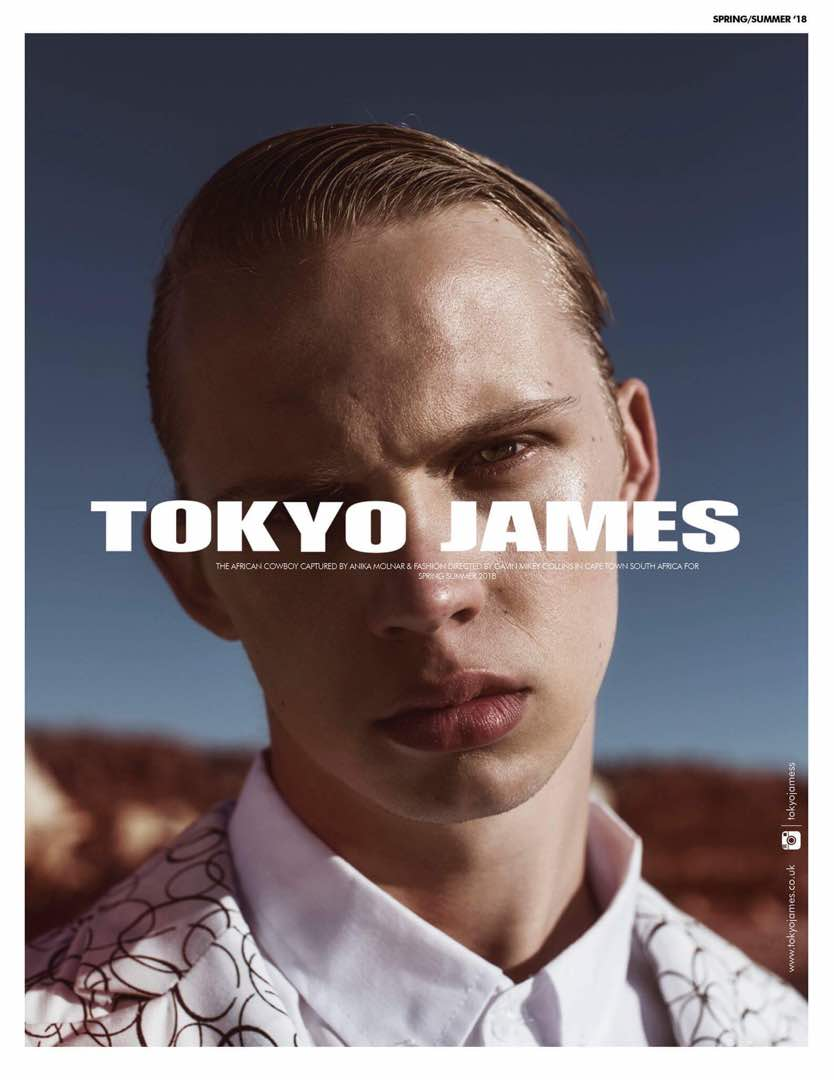 The African Cowboy | Tokyo James SS18 Campaign