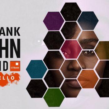 The Secret Behind Iconic Images: TY Bello | #GTBankFashionWeekend 2017