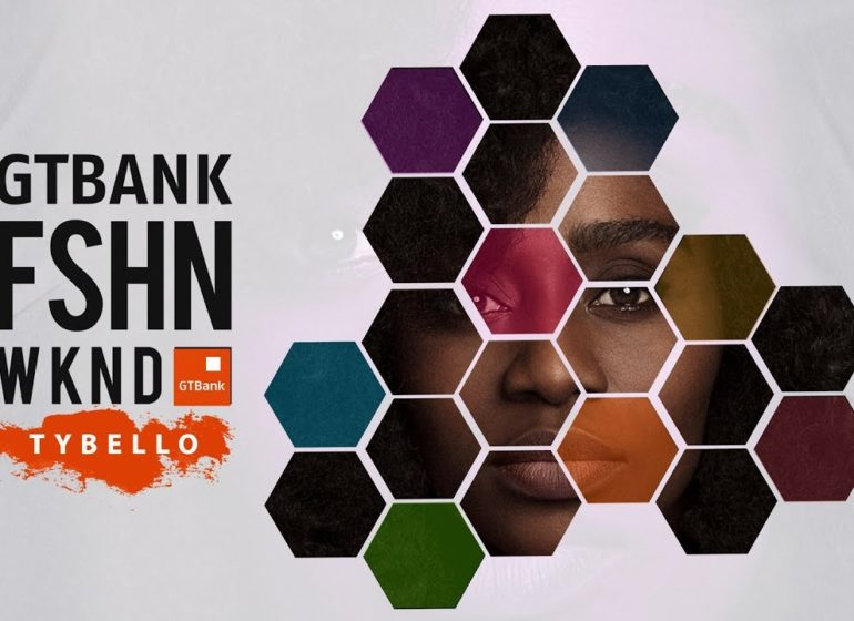The Secret Behind Iconic Images: TY Bello | #GTBankFashionWeekend 2017