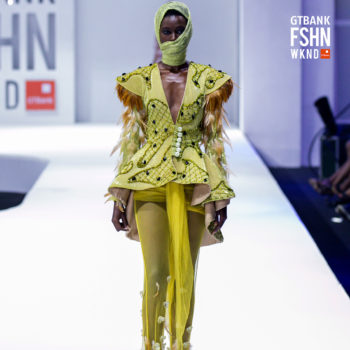 GTBank Fashion Weekend: Mazzi's Day 2 Review