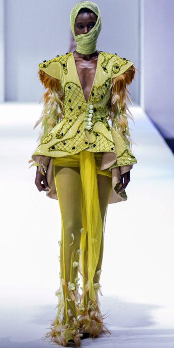 GTBank Fashion Weekend: Mazzi's Day 2 Review