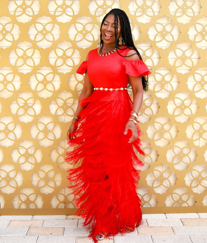 red jumpsuit fringed party style how to wear red irony of ashi