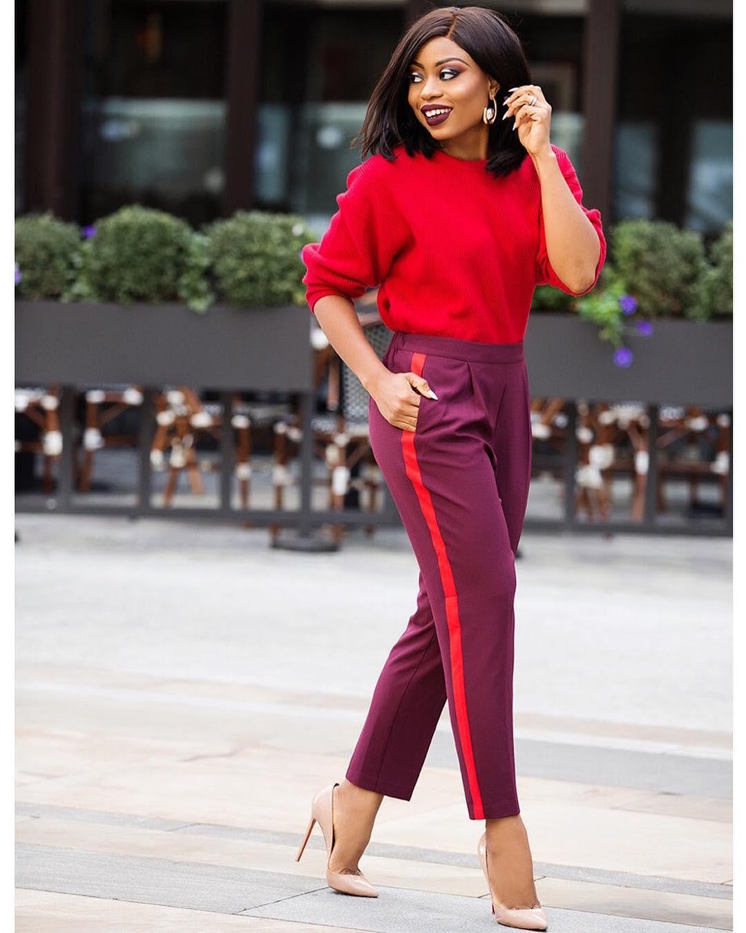 how to wear red stella uzo jadore fashion