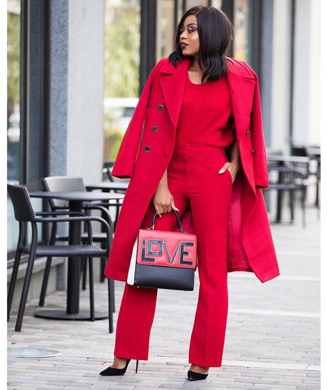 how to wear red stella uzo jadore fashion les petits jouer