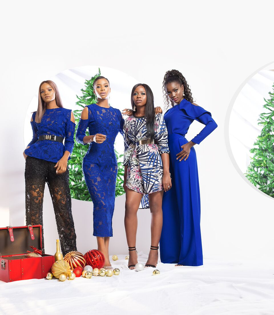 MAJU's Holiday Collection Has All The Outfits You'll Need This Christmas