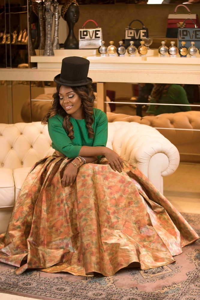 Meet the Divas of the AbayaLagos Christmas Capsule Collection