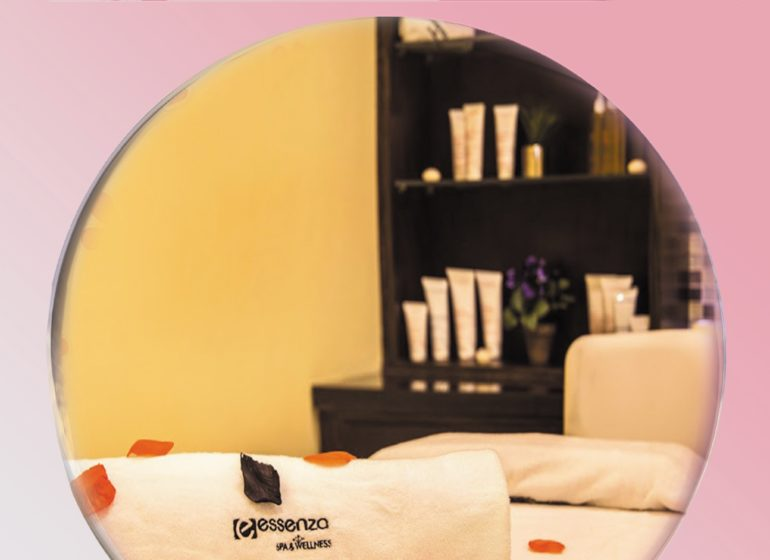 Enter to WIN a FREE Spa Day at Essenza Wellness in this Giveaway!
