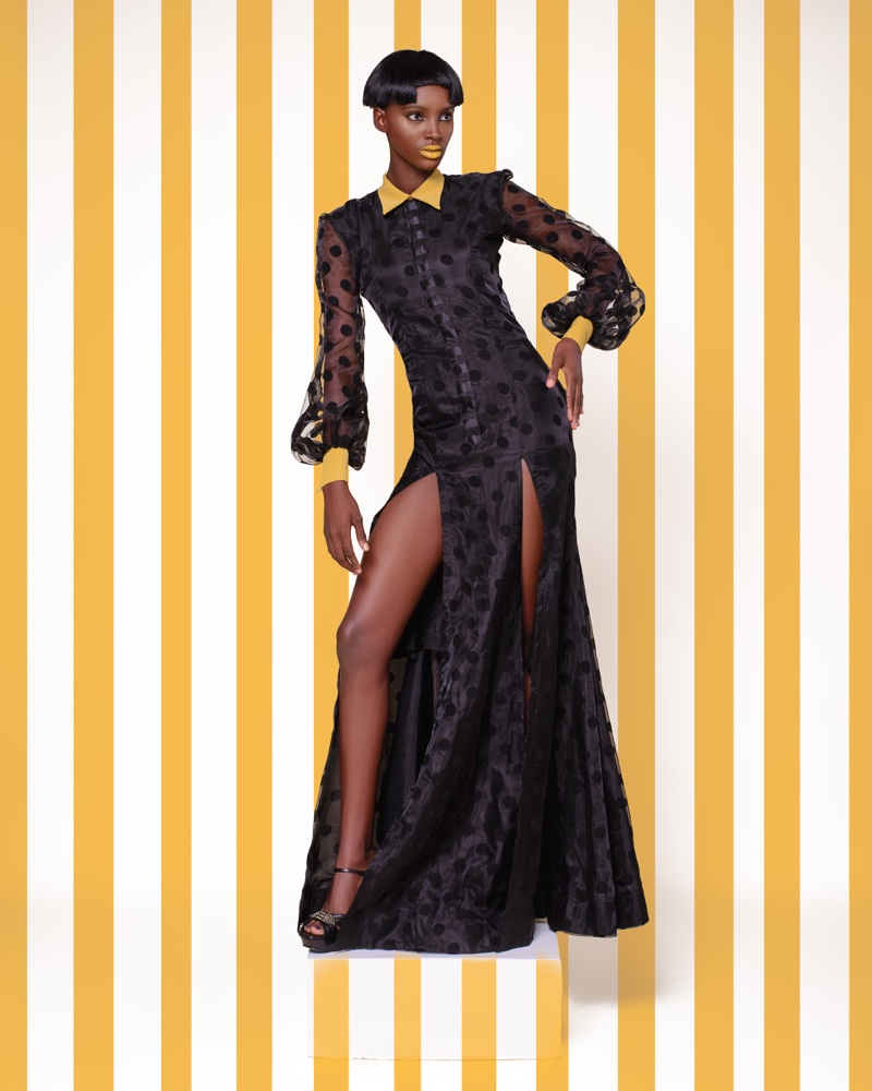 "Channel your Inner ""Barbie for Christmas"" in House of Jahdara's Latest Collection"