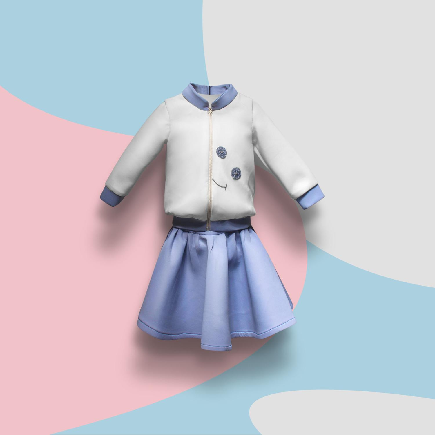 """Elvira Jude has a Children's Line for Those Stylish """"Mommy and Me"""" Moments"""