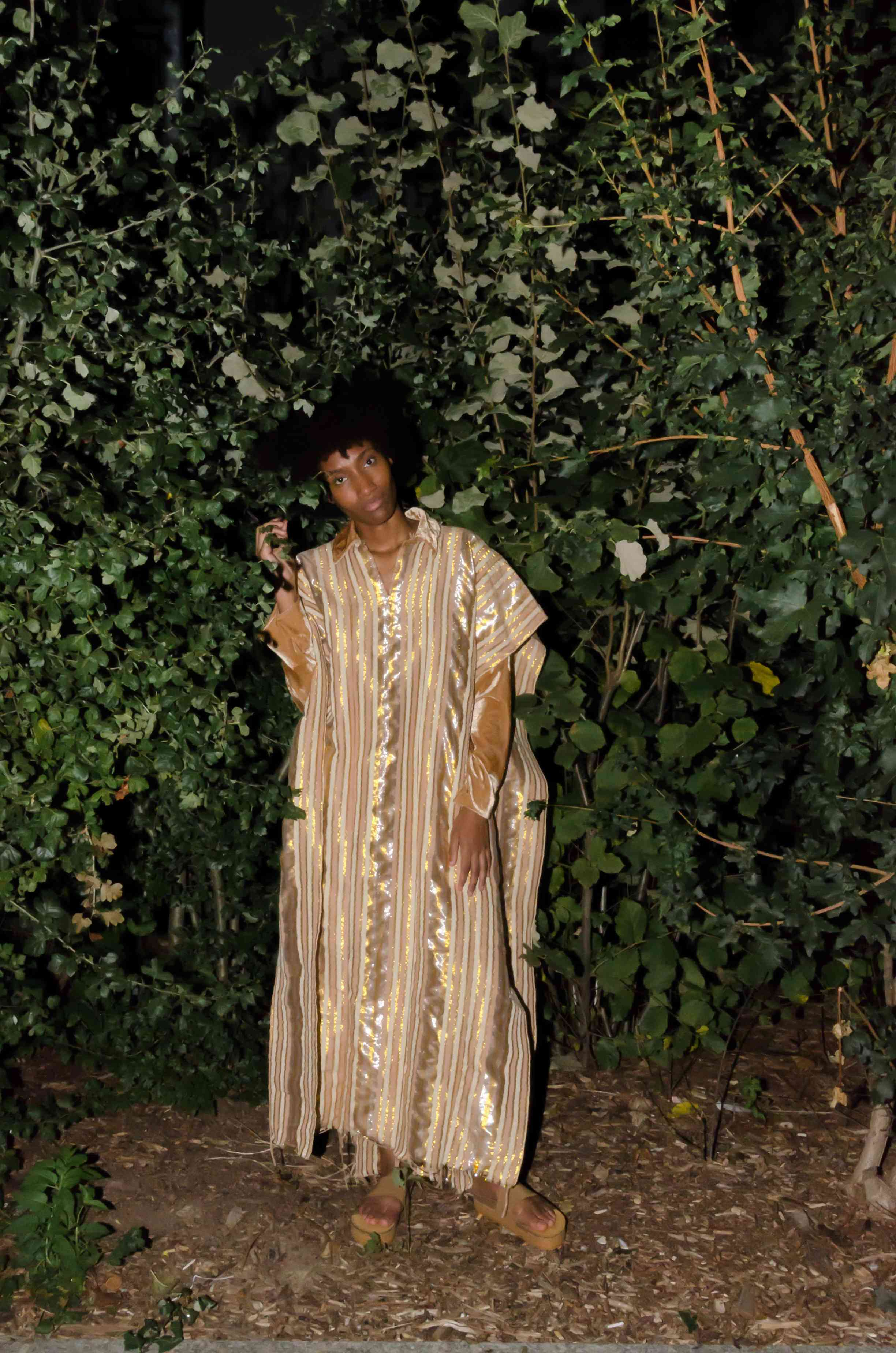 The Dahomey Amazons inspired IAMISIGO's Spring/Summer 2018 Collection