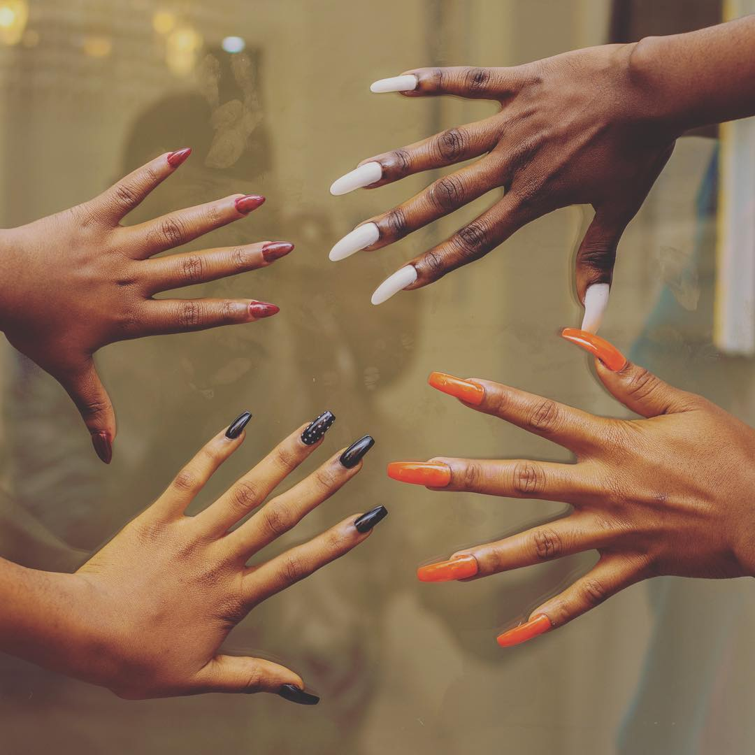 Monday Manicure: 10 Really Cool Nail Colours for a Spark to the New Year
