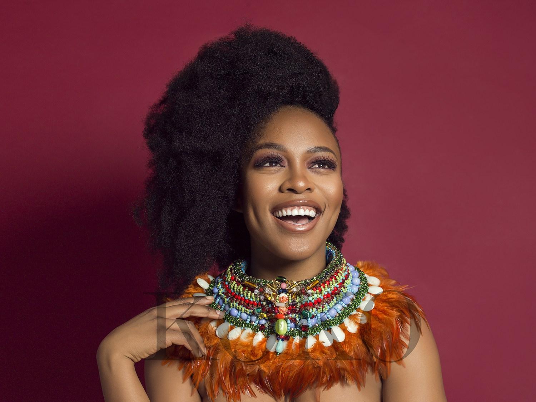 Nomzamo Mbatha Is Koko Magazine S Woman Of The Year 2017 Bn Style