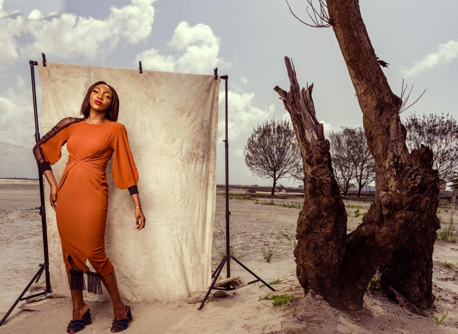 Set Your Wardrobe Alight with Wana Sambo's Wildfire Collection