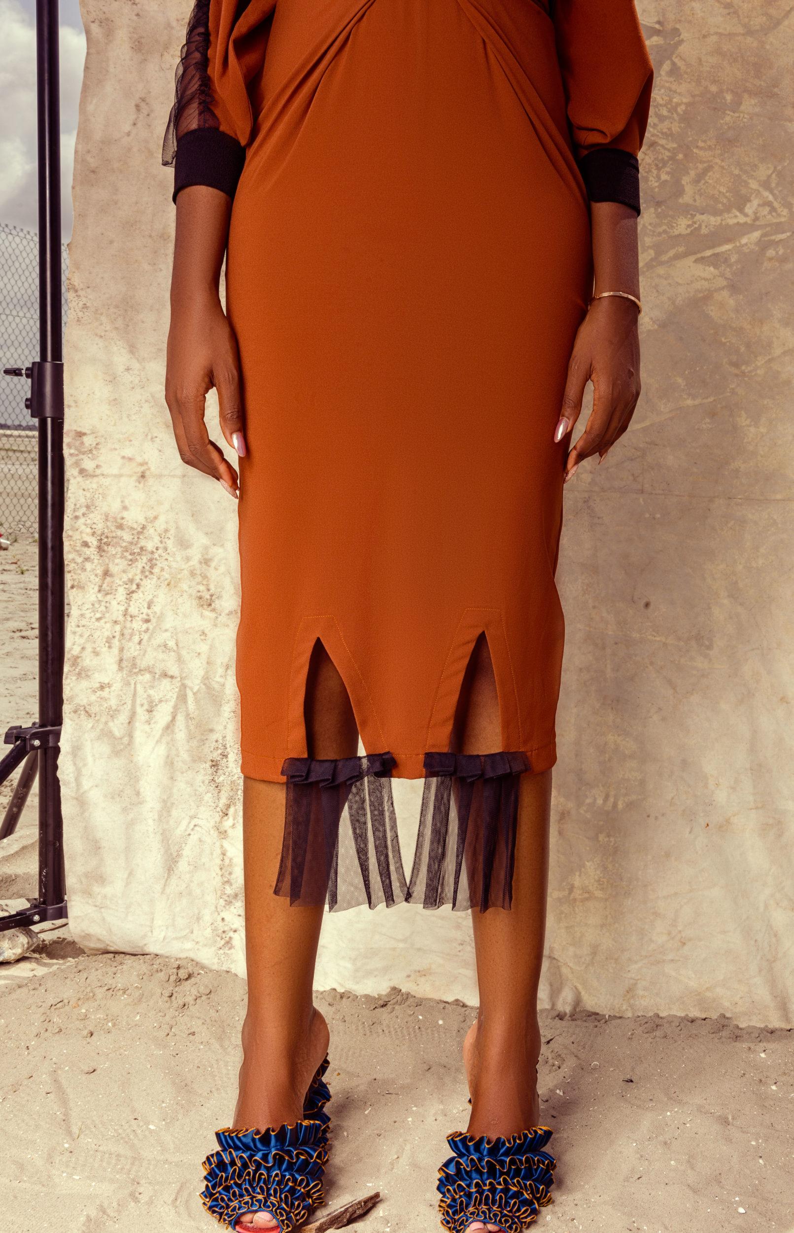 Set Your Wardrobe Alight with Wana Sambo's Wildfire Collection
