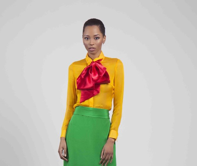 "Zimbabwean Fashion Brand, RAAAH gives us ""Nature's Cocktail"" for New Autumn-Winter Collection"