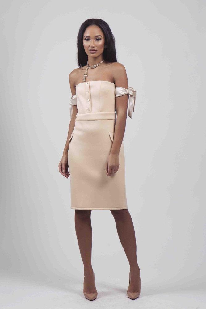 "Zimbabwean Designer RAAAH gives us ""Nature's Cocktail"" for Autumn-Winter"