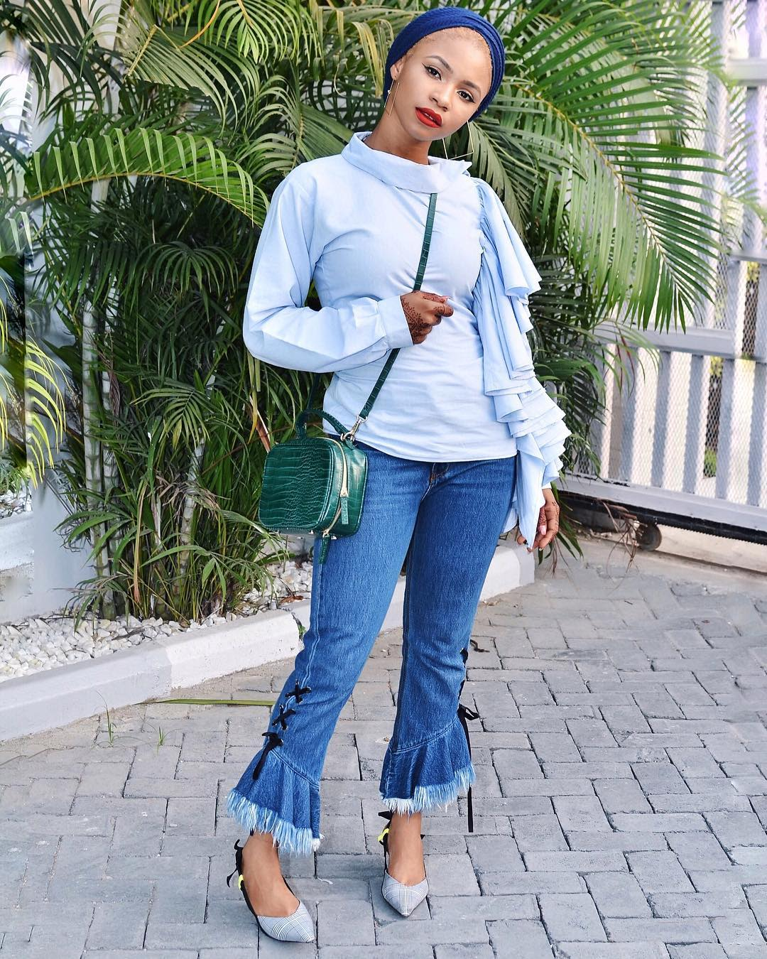 hafsah mohammed modest blogger fashion