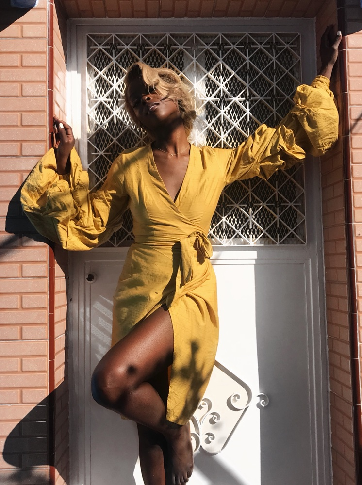 """Kehinde Smith's Marrakesh Style is so """"Lagos Girl with Moroccan Vibes"""""""