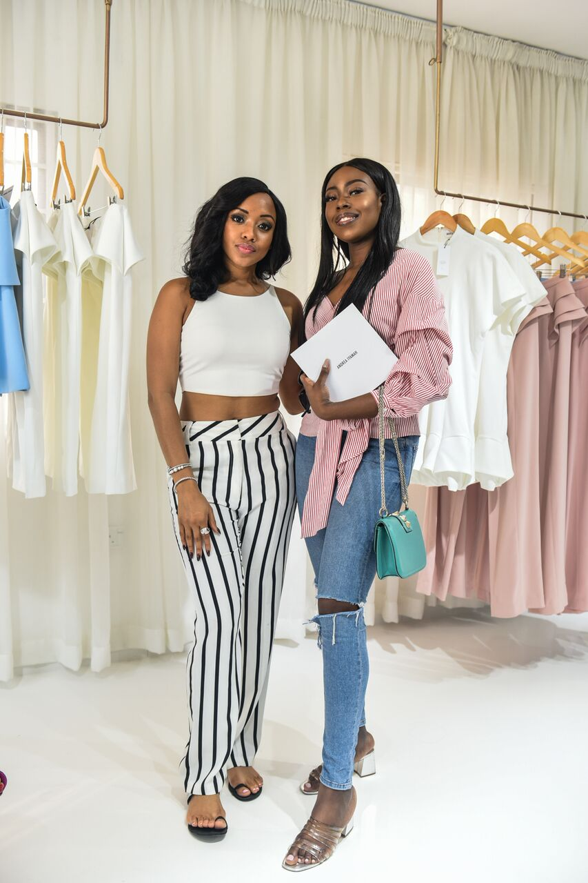 Andrea Iyamah Launched a New Store in Lagos and It's Everything We Hoped For