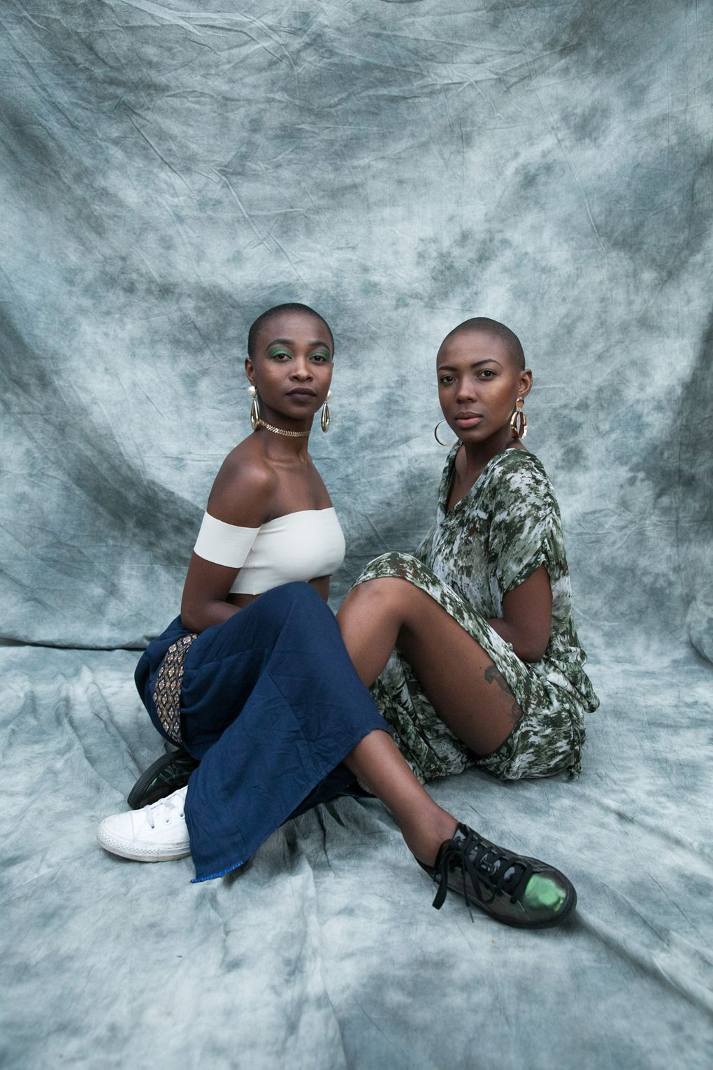 The Best Street Style at AfroPunk Captured by Trevor Stuurman For Vogue