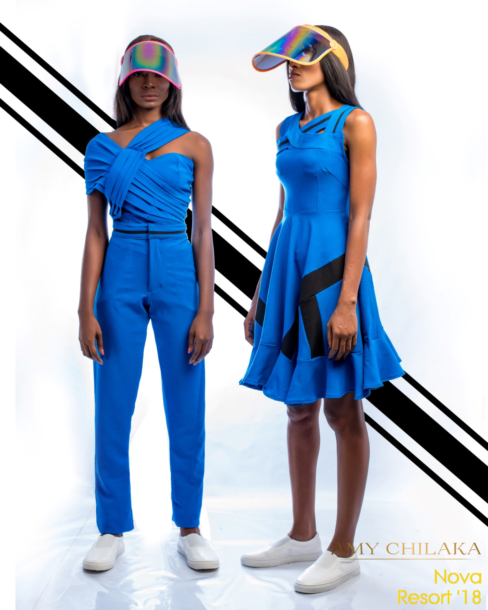 Amy Chilaka Re-Interprets Athleisure Through a Feminine Lens With the Nova Collection