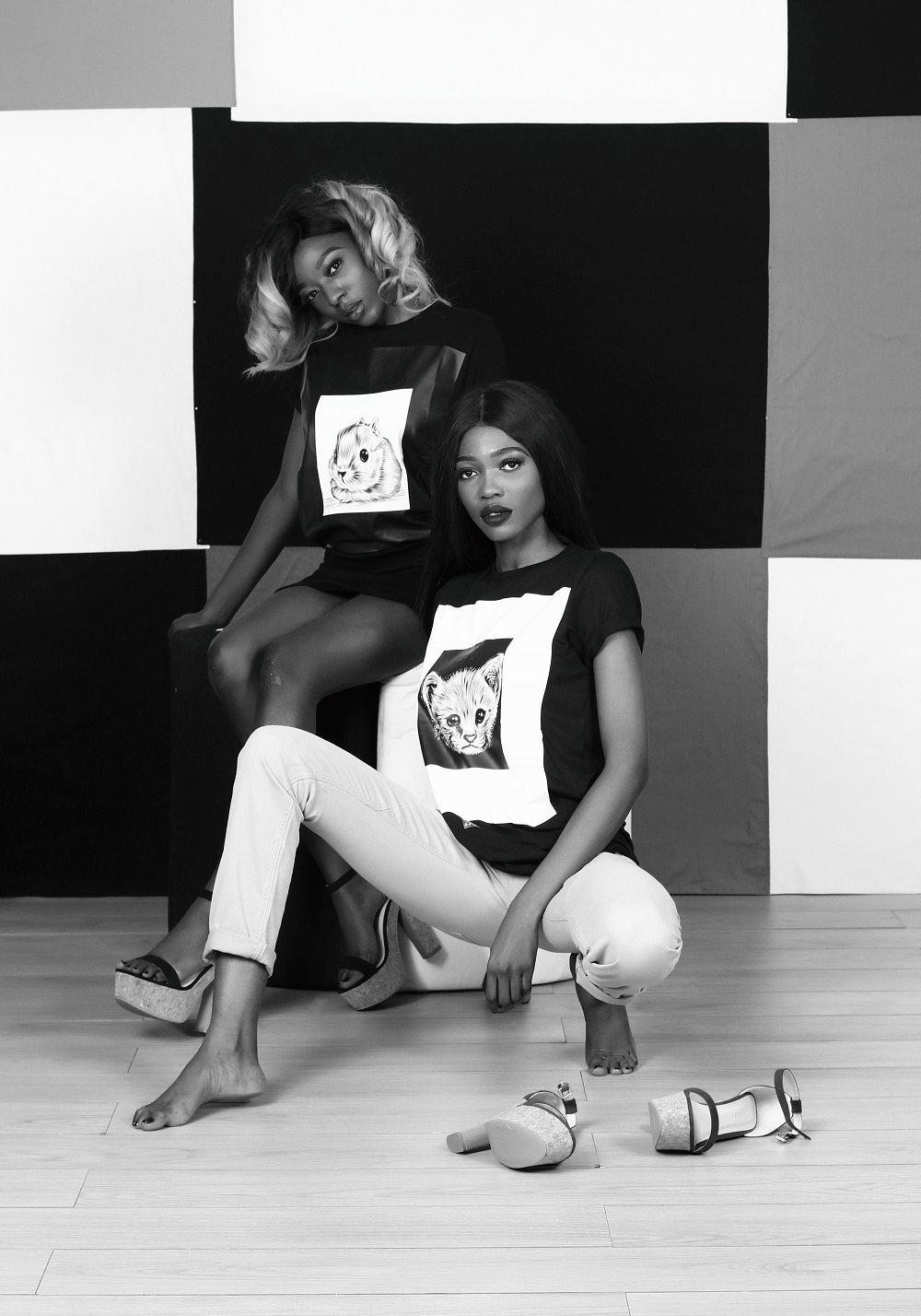 "You Need to See 24 Apparel's New Collection of T-shirts titled ""Animal Kingdom"""
