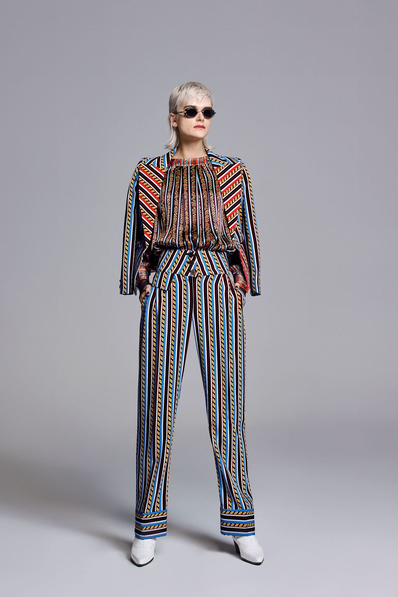 Every Look from Duro Olowu's Fall/Winter 2018 Collection