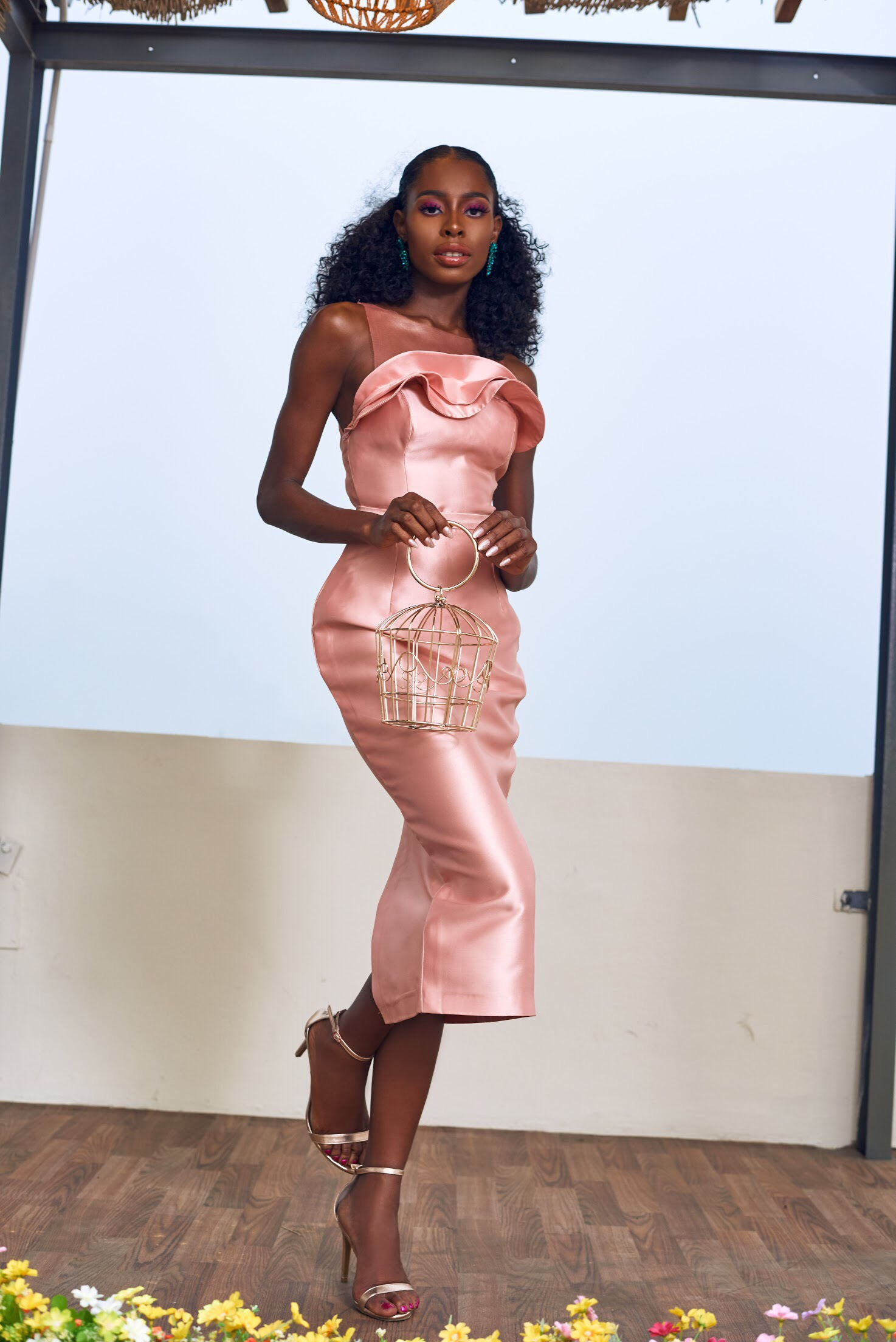 Imad Eduso's Spring/Summer 2018 Collection Proves Love is Still in the Air