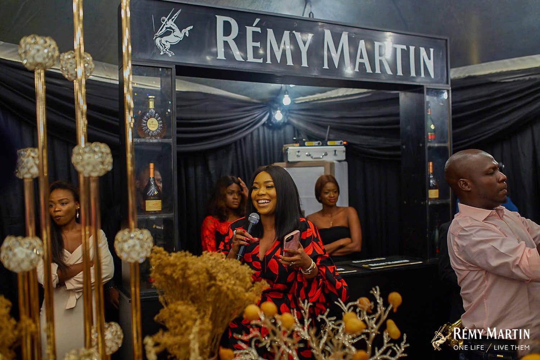 "Inside Rémy Martin's ""One Life, Live Them"" Pace Setter Event"