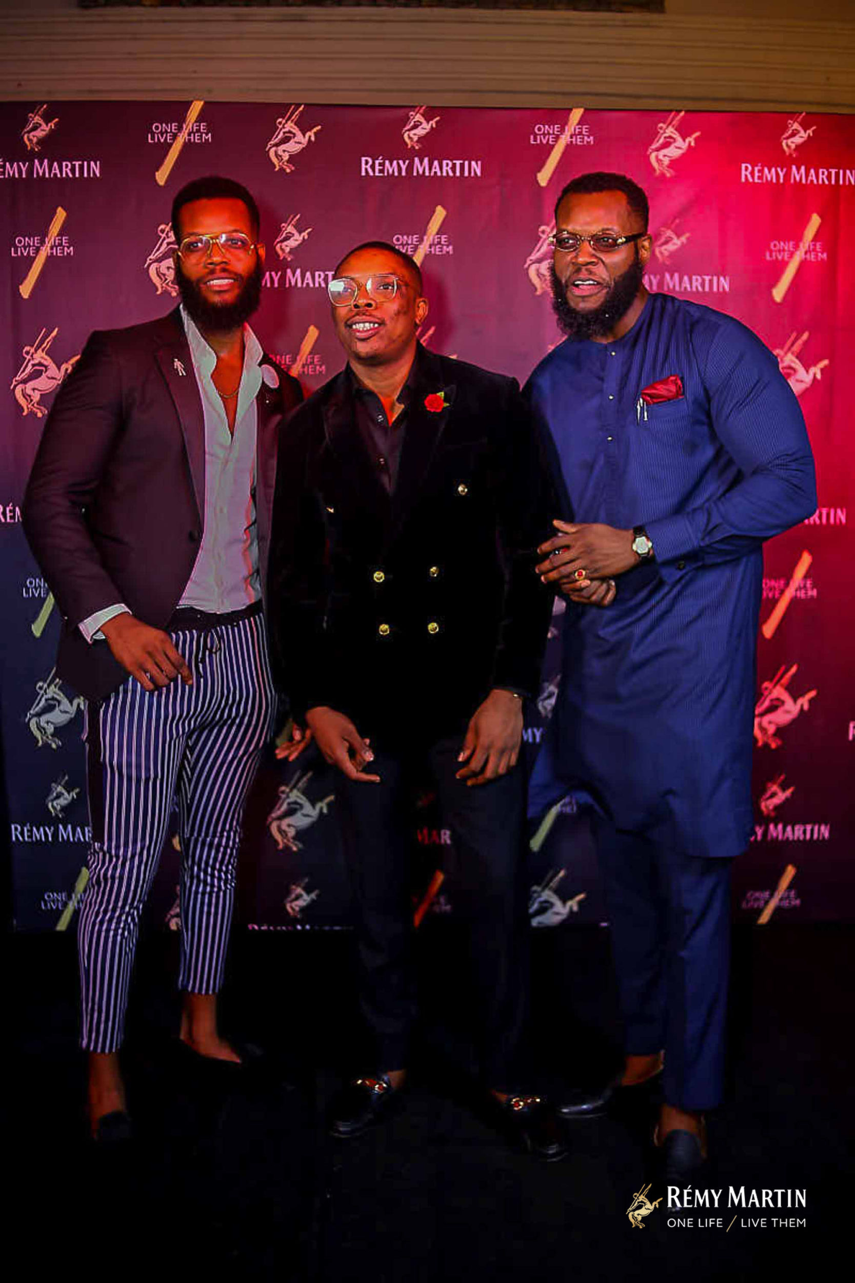 "Inside Rémy Martin's ""One Life, Live Them"" Pace Setter Event"