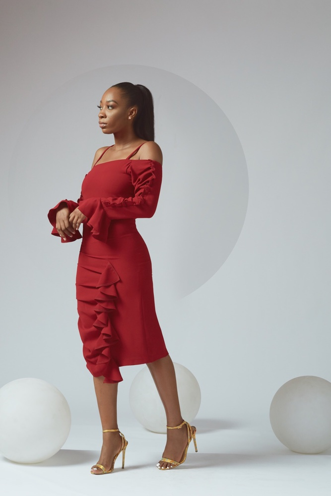 It-Fashion Girls will Covet Spazio Label's Latest Collection