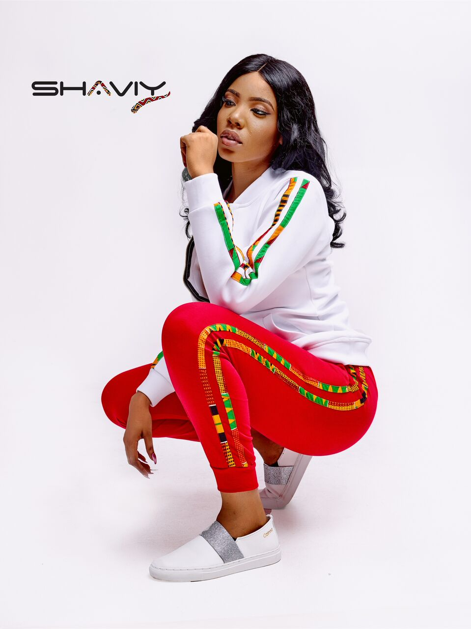 Love Active Wear? Shaviy's Latest Collection is For You